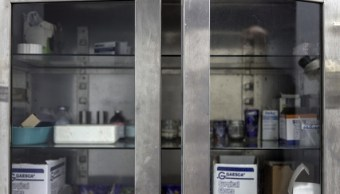 fOTO. Un gabinete médico de un hospital público en Lechera, Venezuela, 15 febrero 2019