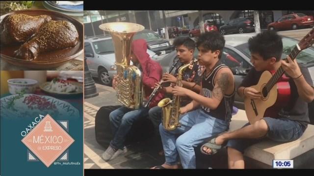 Foto: El Son Calenda, música del Istmo de Tehuantepec