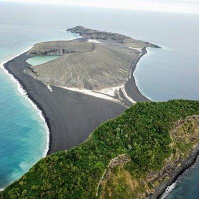 Misteriosa isla en el Pacífico desconcierta a científicos de la NASA