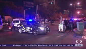 Movilizaciones policíacas ocasionan accidentes de patrullas en CDMX