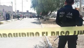 Foto: Muere estudiante de secundaria durante riña en Celaya, 14 de febrero 2019. Noticieros Televisa