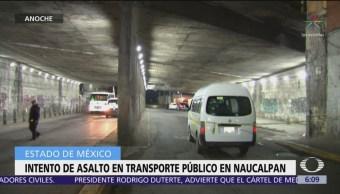 Mueren tres personas en diferentes balaceras en el Valle de México