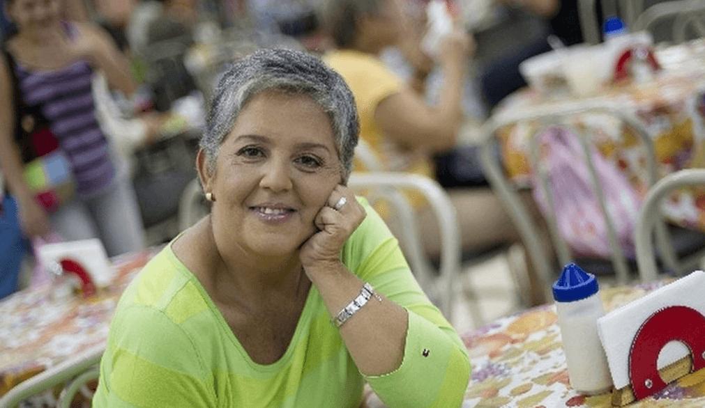 Foto; La periodista Nono Antillón, Costa Rica