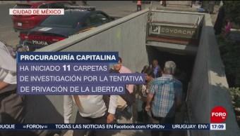 Foto: Mujeres víctimas de acoso desconfían en autoridades de CDMX