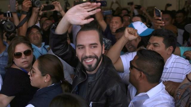 nayid bukele gana elecciones presidenciales en salvador