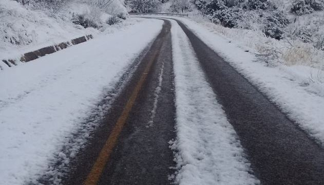 continuara suspension de clases por nevadas en norte de sonora