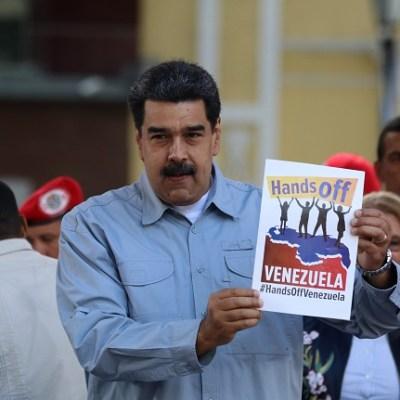 Maduro asegura que no permitirá el 'show' de ayuda humanitaria a Venezuela