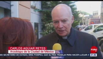 Foto: Intocables Iglesia Católica Romana Aguiar Retes 28 de Febrero 2019