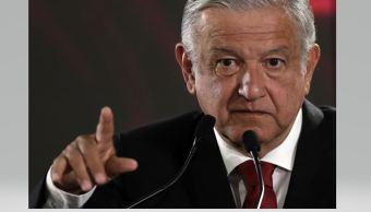 Foto: No voy a debatir con Felipe Calderón, dice AMLO 5 de febrero 2019