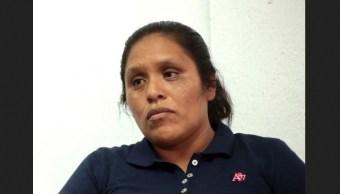 Foto: Obtilia Eugenio Manuel, activista desaparecida en Guerrero, 13 de febrero 2019. Twitter @ONUDHmexico