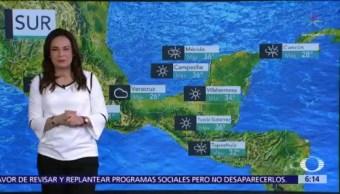 Onda de calor generará ambiente seco en gran parte de México
