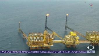 Pemex espera ingresos de mil 600 mdd por combate a huachicol