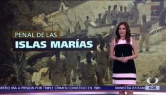 Penal Islas Marías se transformará en centro de investigación y convivencia