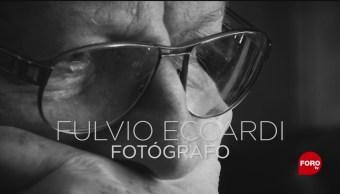 FOTO: Perfil del fotógrafo Fulvio Eccardi, 17 febrero 2019