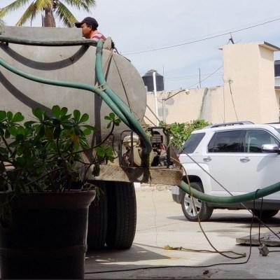 Se quedan sin agua potable en Acapulco por millonario adeudo