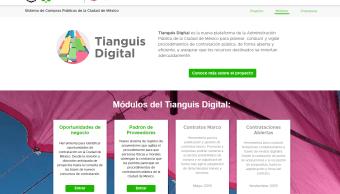 transparencia, tianguis digital, cdmx, tianguis digital, still, 11 febrero 2019