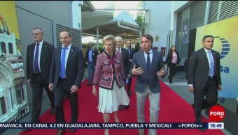 Foto: Princesa de Bélgica visita instalaciones de Televisa