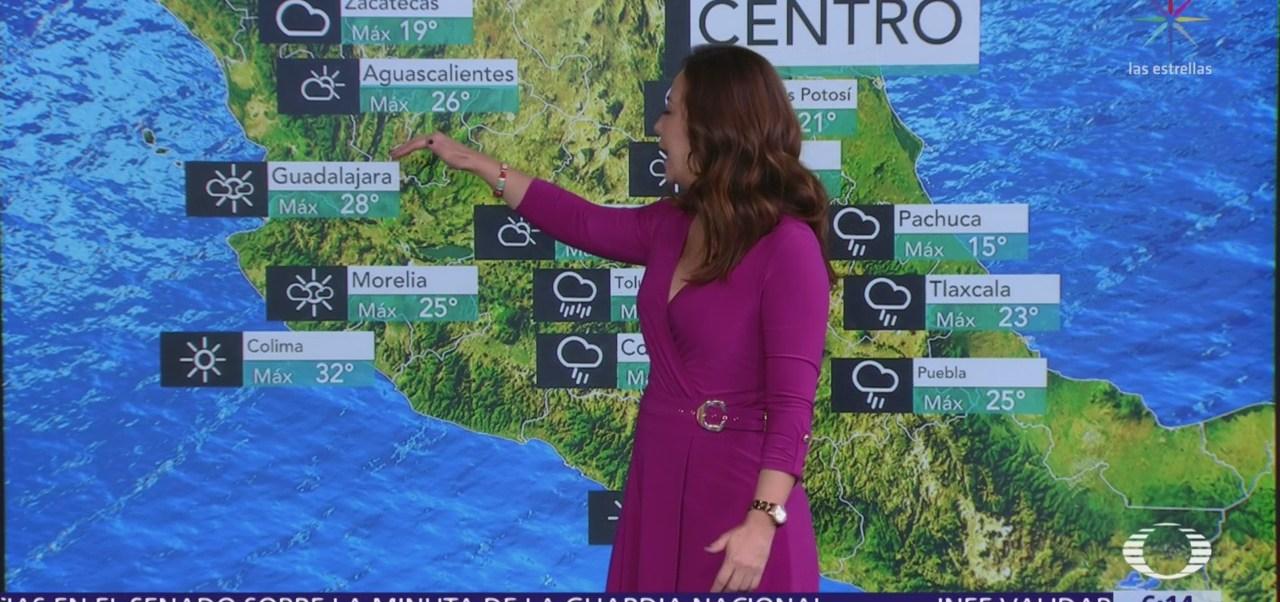 Pronostican frío en norte y centro de la República Mexicana