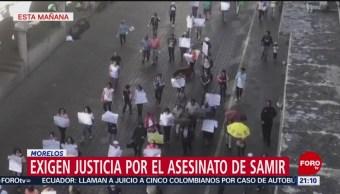 Foto: Protestan Cdmx Morelos Termoeléctrica 22 de Febrero 2019