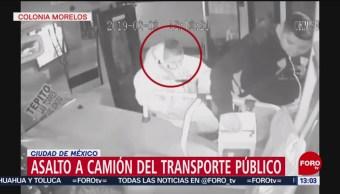 Foto: Rateros y cínicos, despojan a pasajeros en la colonia Morelos