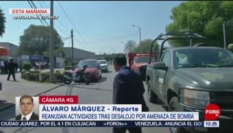 Foto: Reanudan actividades en juzgados de Naucalpan