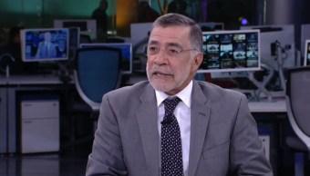 Foto: Periodista René Delgado , el 20 de febrero 2019