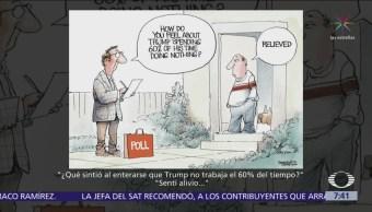 Reporte Trump: Las mentiras y la destrucción de la verdad