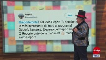 Reporteronte invita y responde a telespectadores [18 de febrero del 2019]