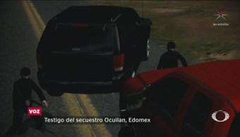 FOTO:Rescatan a jóvenes de Ocuilan secuestrados en Edomex; hay un detenido, 13 FEBRERO 2019