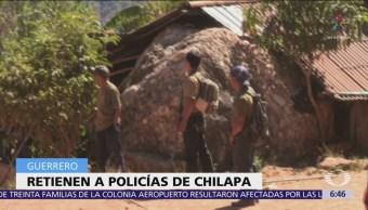 Retienen al secretario de Seguridad Pública de Chilapa, Guerrero