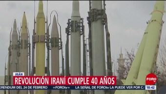Revolución iraní cumple 40 años