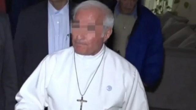 Foto: Aristeo Trinidad 'N', acusado de la violación de una menor en Ciudad Juárez. 13 de febrero 2019. Twitter @LasNoticiasLag