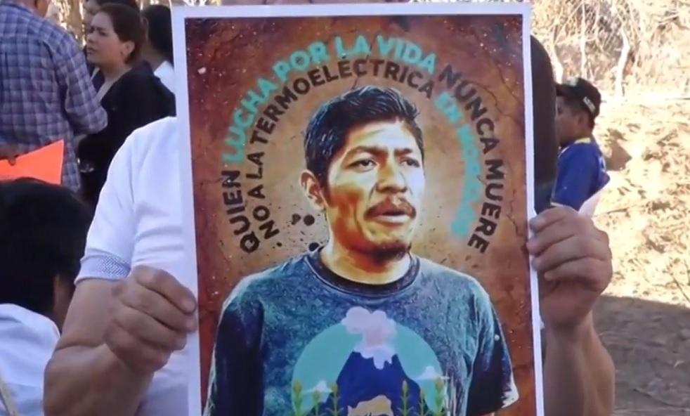 Piden que la FGR atraiga las pesquisas del asesinato de Samir Flores