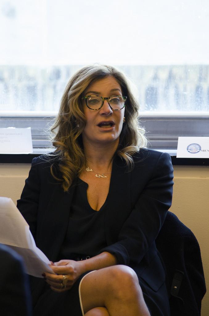 Sarah Leah Whitson, la presidenta de Human Rights Watch, condenó la ejecución pública (POMED)