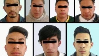 Foto Secuestradores Cuautitlán Izcalli 7 Febrero 2019