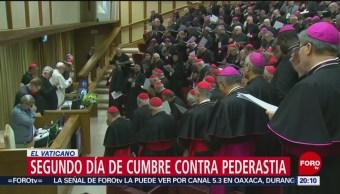Foto: Vaticano Cumbre Contra Pederastia 22 de Febrero 2019