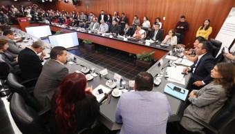 Foto: Senado de la República, 18 de febrero 2019