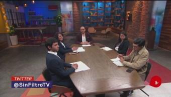 Sin Filtro con Genaro Lozano: Programa del 3 de febrero del 2019
