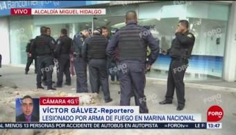 Foto: Asaltan Cuentahabiente Marina Nacional 13 de Febrero 2019