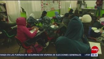 Suspenden clases en varios municipios de Sonora por frío