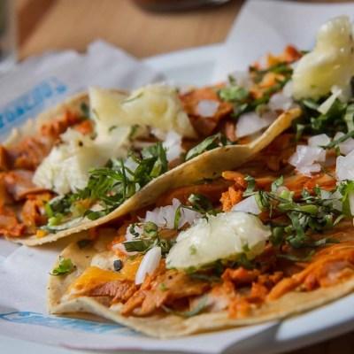 Los tacos al pastor se coronan como los favoritos en México