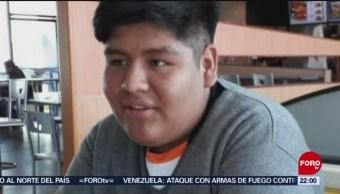 FOTO: Tlahuelilpan: la historia de Gabriel, un joven de 15 años, 3 febrero 2019