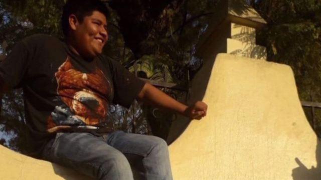 Imagen: Gabriel, de 15 años, murió previo su traslado a Estados Unidos debido a la gravedad de sus heridas
