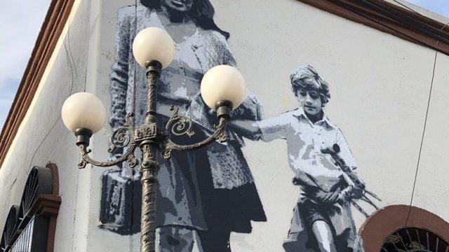 Foto: Tlaxiaco celebra a Yalitza Aparicio y devela mural de 'Roma' 25 febrero 2019
