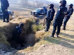 Federales aseguran 11 tomas clandestinas en Edomex, Hidalgo y Guanajuato