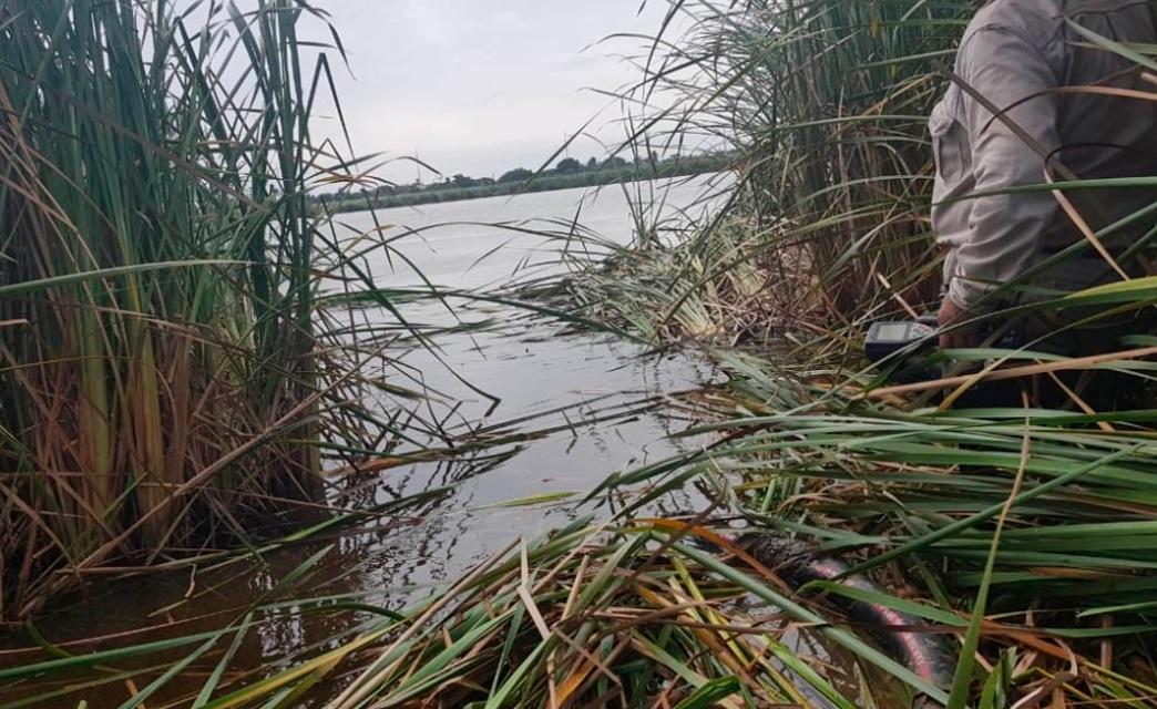 Marina localiza toma subacuática de huachicol en laguna de Ciudad Madero, Tamaulipas