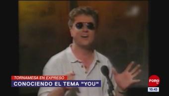 """Tornamesa en Expreso: Conociendo el tema """"You"""""""