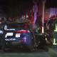 FOTO Tráiler choca con patrulla de Policía, hay un muerto cdmx 22 febrero 2019