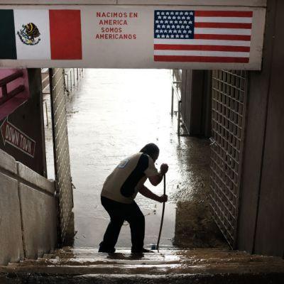 Trump acusa a México de enviar migrantes a frontera de EEUU