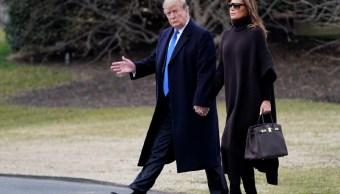 EEUU: Líderes demócratas analizan respuesta a declaratoria de emergencia de Trump